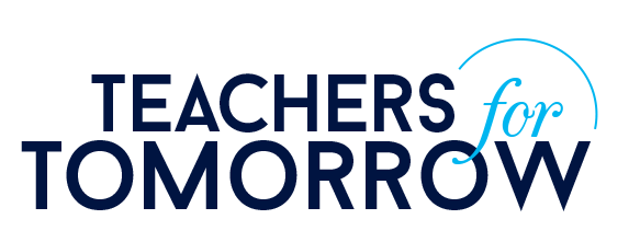 Teachers for Tomorrow Logo